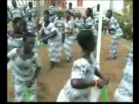 Wɔme Adiya Akpesse part 2 - Yesu Xɔnam Agudze