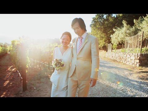 Meadowood Napa St Helena Wedding Video