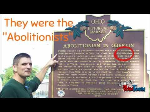 Underground Railroad for Ohio