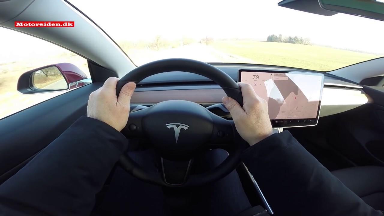 Tesla Model 3 Performance Road Test Youtube