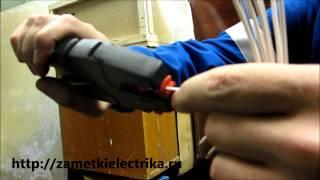 Клещи для снятия изоляции (стриппер) Knipex 12 40 200(, 2015-02-19T11:17:47.000Z)