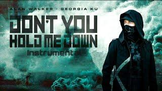 Alan Walker & Georgia Ku - Don't You Hold Me Down (Instrumental)