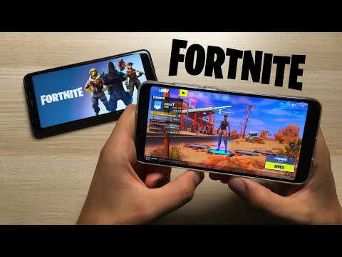 INSTALL FORTNITE ON ANY ANDROID! Download & Gameplay [No Root]