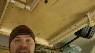 г. Омск - Натяжной потолок Без пушки ! Своими руками , внешние углы и трубы.
