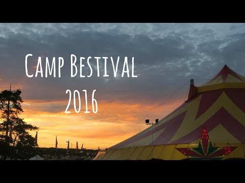 Our weekend at Camp Bestival 2016