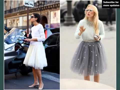 Diy Tulle Skirts