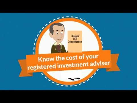 Know The Cost Of Your Registered Investment Adviser