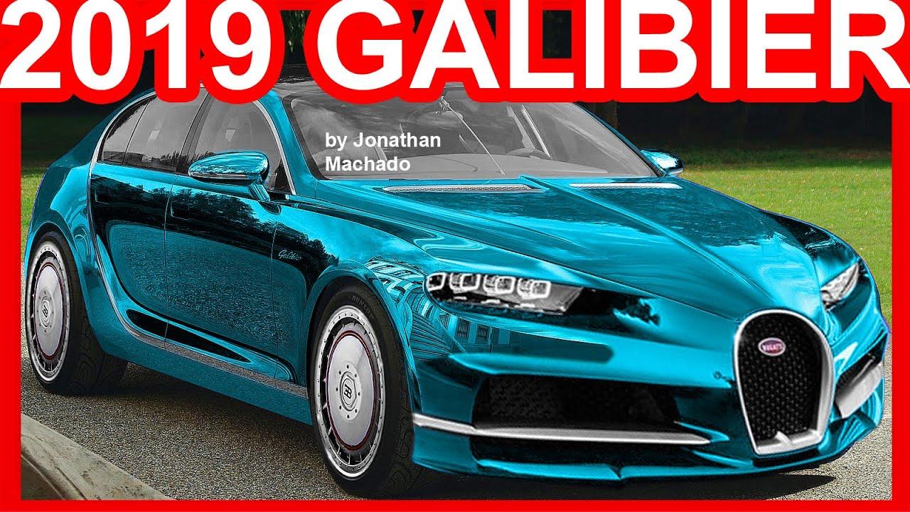 Photoshop Novo Bugatti Galibier 2019 Bugatti Youtube