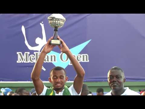 McDan West Africa tennis championship