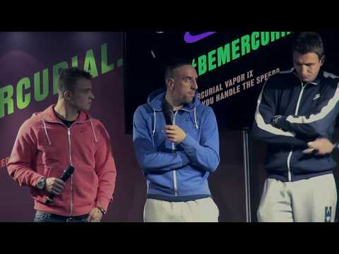 Mandzukic bekommt Lachflash nach Ribery's lustigem Versprecher