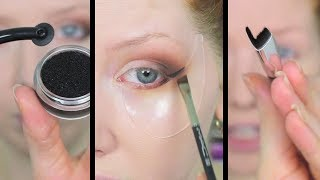 connectYoutube - Weird Makeup Tools | DO THEY WORK?