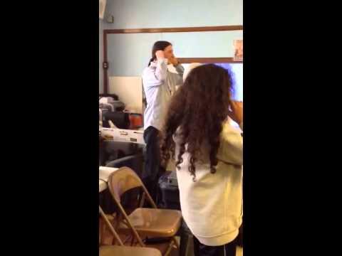 Head Shoulders Knees and Toes in Tlingit