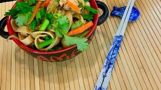 ЧОУ-МЕЙН китайское любимое блюдо :)