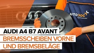 Auswechseln Servoöl AUDI A4: Werkstatthandbuch