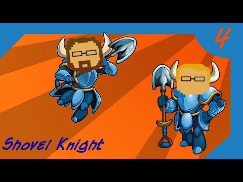 Jar'd and Ethan Play Shovel Knight Part 4