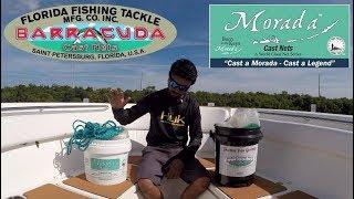 Barracuda Tackle vs Betts Morada Cast Net Review