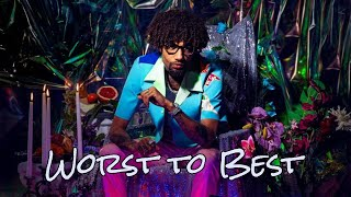 Worst to Best: 'TrapStar Turnt PopStar' by PnB Rock