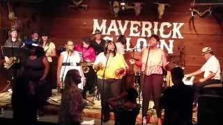 SOUL CATS #2 @ THE MAVERICK SALOON IN SANTA YNEZ, CA. 9/6/15!