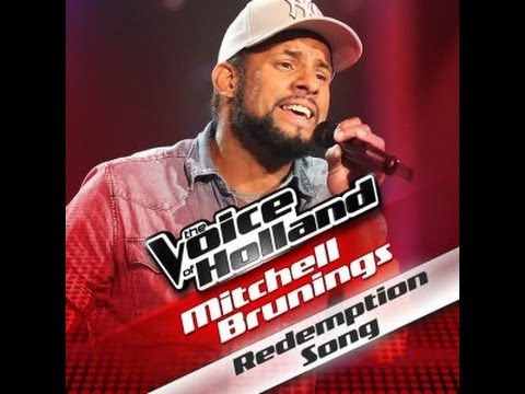 Mitchell Brunings - Redemption Song - The Voice Of Holland - 11 Min
