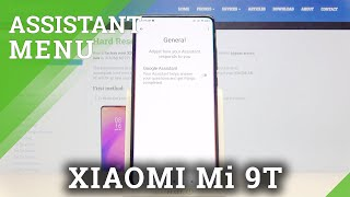 How to Turn Off Google Assistant on XIAOMI Mi 9T – Disable Google Assistant