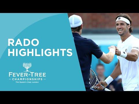 Rado Highlights from Fever-Tree Championships Saturday