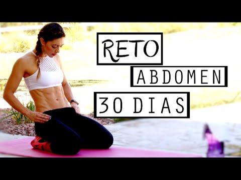 Reto Abdomen 30 Dias! (Plank Challenge) | Naty Arcila |
