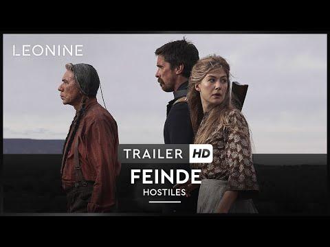 Feinde - Hostiles - Trailer (deutsch/german; FSK 12)