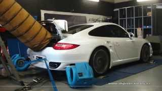 Reprogrammation Moteur Porsche 997 turbo 500cv PDK STAGE 3 @ 629cv CHRONOS Digiservices Paris 77183