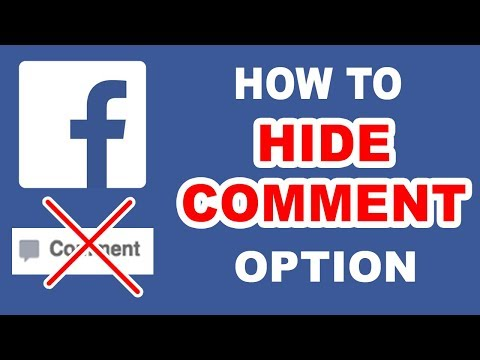 How to hide comments on facebook live desktop