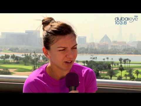 Simona Halep - Dubai Duty Free Tennis Championships