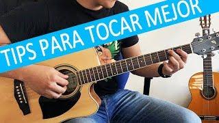 Tips para tocar mejor la guitarra - Volumen en la guitarra