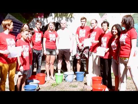 Ice Bucket Challenge IH Stavropol
