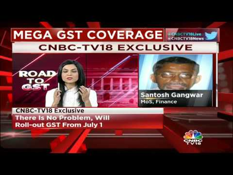 Expect To See A Rise In Taxpayer Base Post GST: MoS Finance