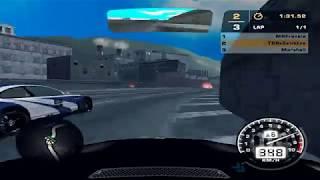NFS MW City Perimeter 1st Lap Online BMW (with EDRxBalbes & MM3xDarmon)