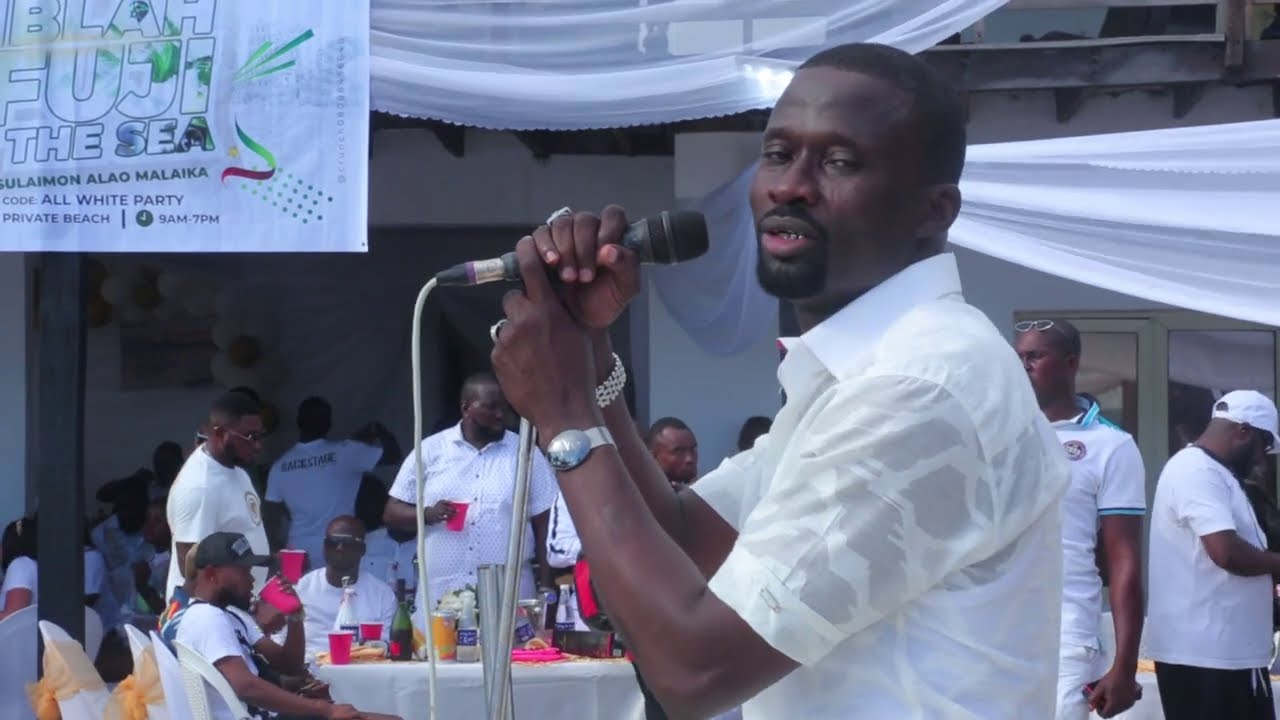 Download EXCLUSIVE ALL WHITE PARTY BY MADE MEN OF LAGOS AT ILASHE BEACH