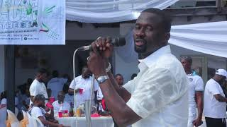 EXCLUSIVE ALL WHITE PARTY BY MADE MEN OF LAGOS AT ILASHE BEACH