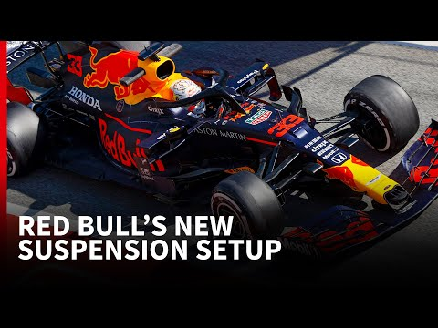 The Red Bull suspension design that could change the game