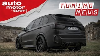 Z-Performance BMW X5 M: Proll oder toll? - TUNING-NEWS | auto motor und sport thumbnail