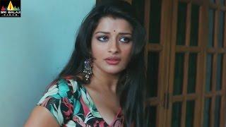 Mahankali Movie Bharath Torture to Madhurima | Telugu Movie Scenes | Sri Balaji Video