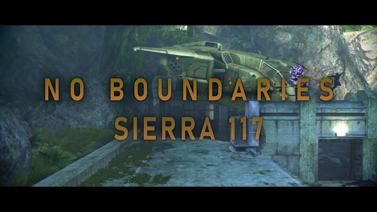 No Boundaries - A Halo 3 Clipping Series (Sierra 117)