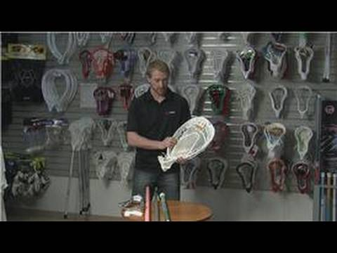 Lacrosse Equipment : Choosing Lacrosse Sticks
