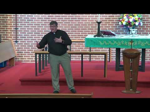 Pisgah Sunday Sermon 9/26/2021