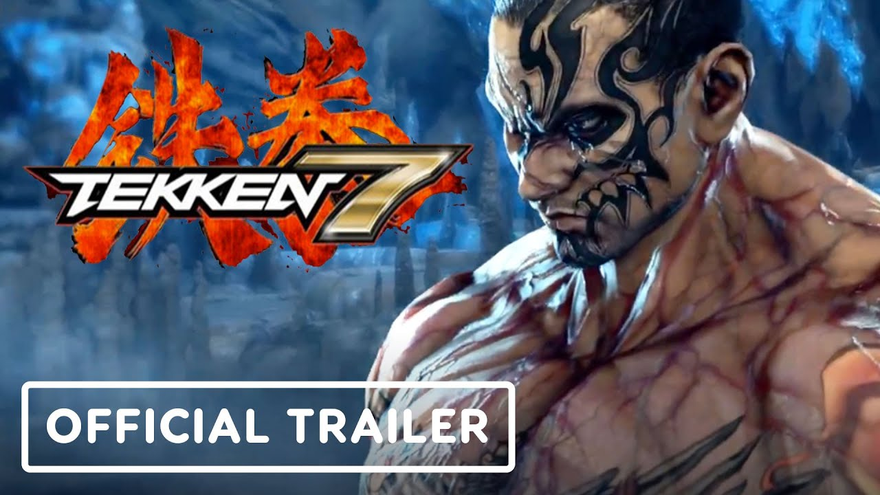 Tekken 7 Official Fahkumram Reveal Trailer