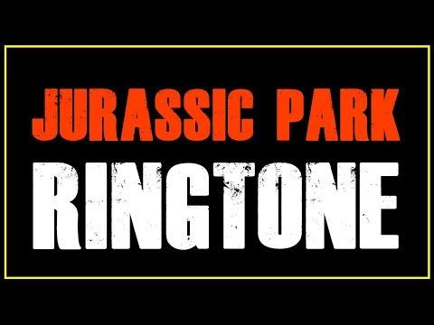 Jurassic Park Theme Ringtone and Alert