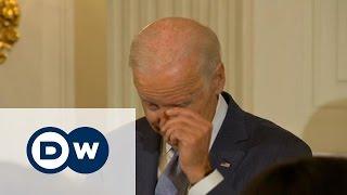 Обама розчулив Байдена до сліз