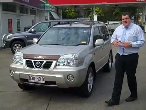 2002 nissan x trail ti youtube. Black Bedroom Furniture Sets. Home Design Ideas