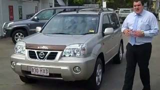 2002 Nissan X-Trail TI
