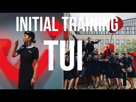 TUI INITIAL TRAINING   ✈ VLIEGVLOG #1