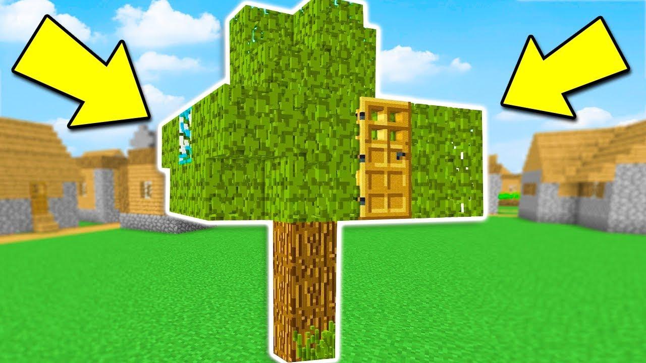 Minecraft ita la nostra casa sull 39 albero youtube - Casa sull albero minecraft ...