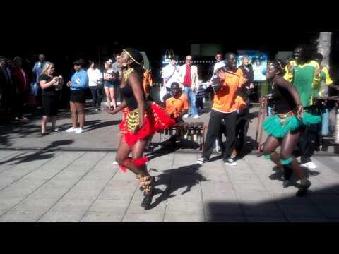 Zambezi Express from Zimbabwe